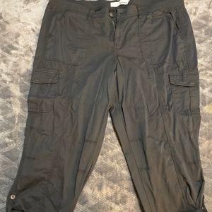 Sonoma utility capri pants